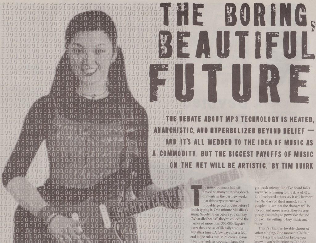 boring future